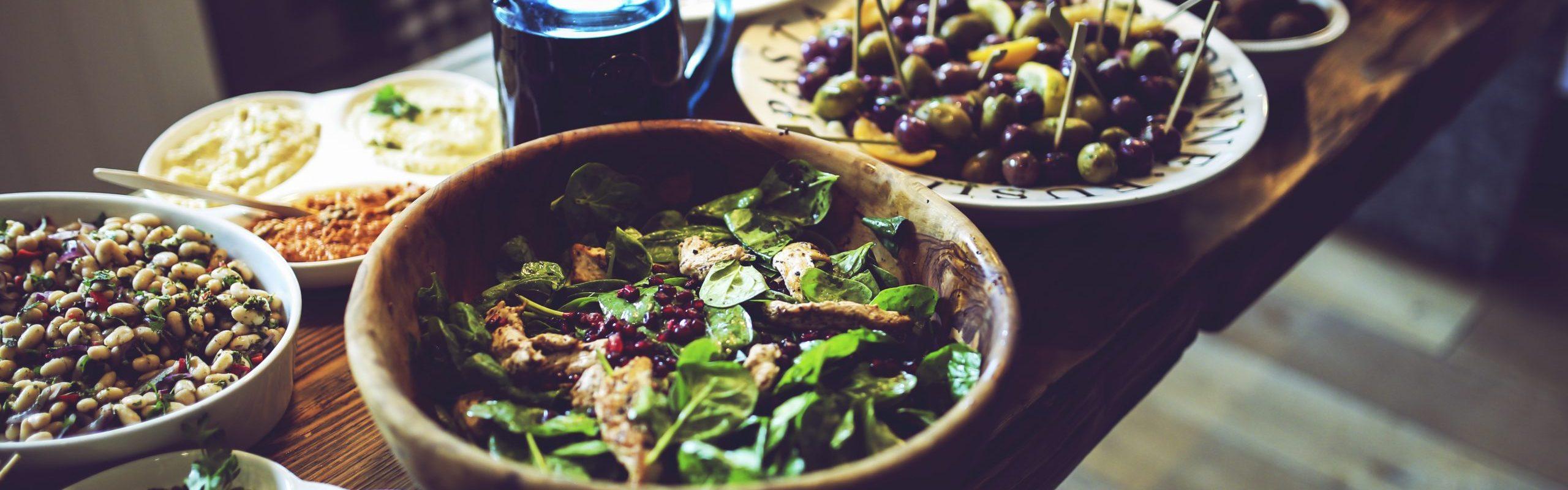 Frisch kochen und genießen